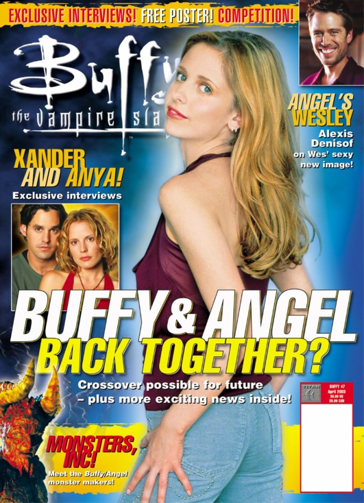 buffy angel crossover viewing guide